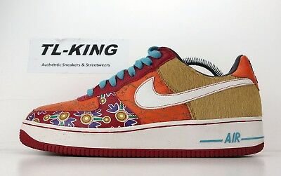 sports shoes 183a9 ac158 2005 Nike Air Force 1 Low Premium Year of the Dog YOTD 313404 611 sz 9