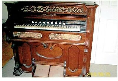 Antique Bell Church Organ circa 1864-1893