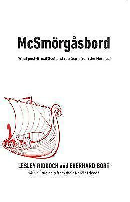 McSmorgasbord: What we can learn from our northern neighbours by Eberhard...