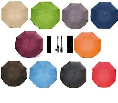 eisbärchen Parasol for Pushchair UV Protection Colour to choose + NEW