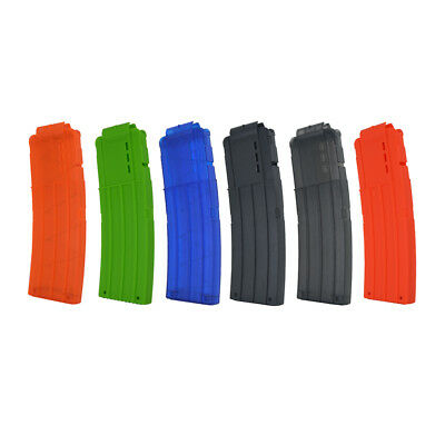 15-Darts Banana Magazine Clip Replacement for nerf N-strike elite Toy