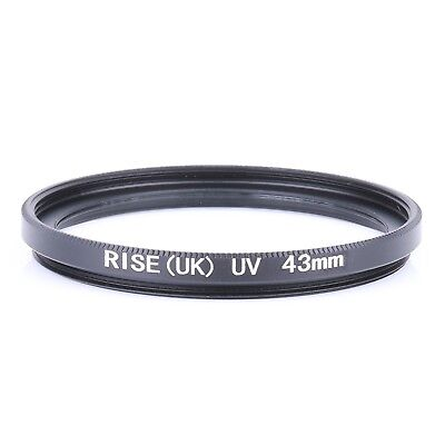 43mm Slim UV Filter Circular Lens Protector For Canon Nikon Tamron Sigma Sony