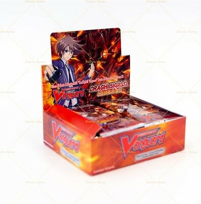 Box Cardfight!! Vanguard DRAGHI SIGILLO LIBERATI  Box 30 BUSTE IN ITALIANO