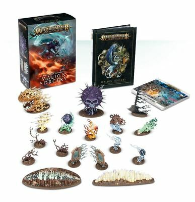 Age of Sigmar : Malign Sorcery Games Workshop **FAST SHIPPING**