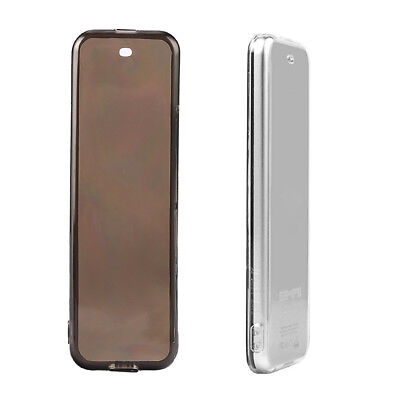 Shockproof Dust-plug TPU Case For Apple TV 4 Siri Remote Cover With Hand StrapZY