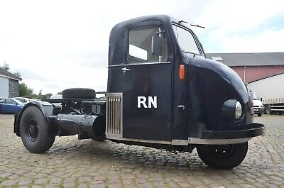 Very rare scammell scarab, classic truck, wagon, lorrie, tractor, NO RESERVE