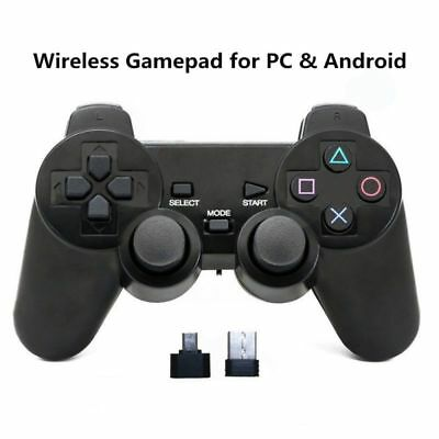 2,4 GHz gamepad wireless telecomando gioco joypad controller per PC/Android IT