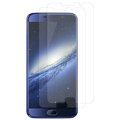 """Transparent Screen Protector Foil for Elephone S7 4g LTE 5.5 """" Scratch-Resistant"""