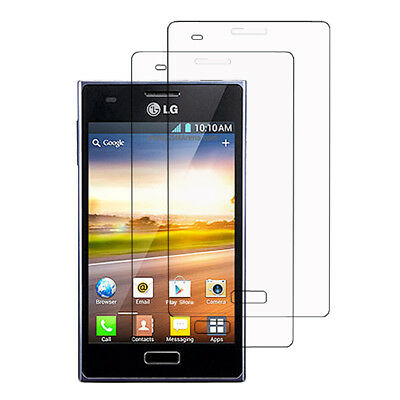 Transparent Screen Protector for LG Optimus L5 II E460