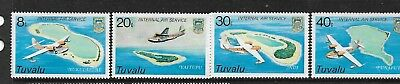 1979 Internal Air Service set 4 Very Lightly Hinged Stamps