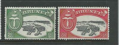 1970 Views $1 & $2  set  2 Mint Unhinged/Mint Never Hinged
