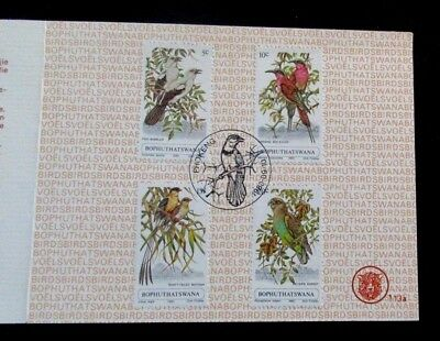 Botswana stamps compete  set of 4  in Presentation pack 1980