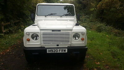 Land Rover Defender 110 County 2.5TD Turbo Diesel USA Export CSW Off Road SUV