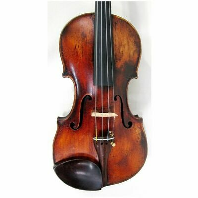 Fine Old German Mittenwald Violin c1800 Set up Deep Mature Powerful responsive
