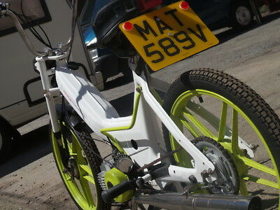 Classic Vintage Custom Puch Maxi 50CC Moped (( MAT )) Delivery Available
