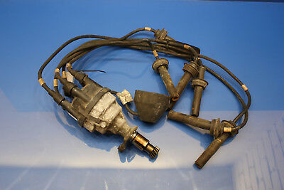 Jaguar Xjs 1989 3.6 Petrol Rhd Distributor With Wires 54420642 41990D
