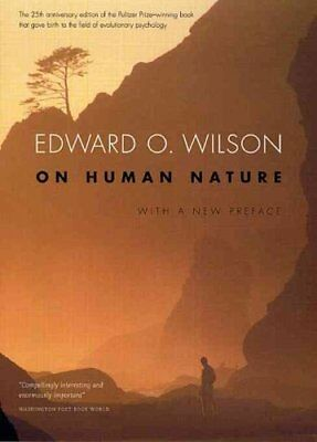 On Human Nature by Edward O. Wilson 9780674016385 (Paperback, 2004)