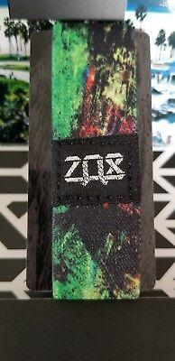 Zox Strap LABYRINTH, Silver! CARD INCLUDED! [RARE] New, UNWORN!