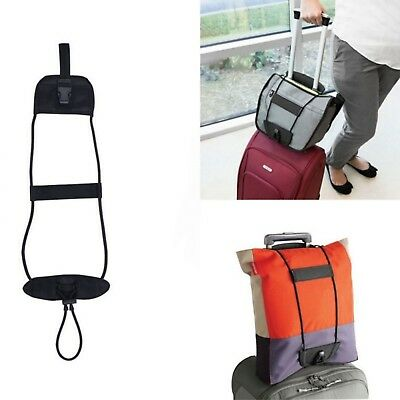 Hot Sale Usefull Home Supplies Portable Cords Add A Bag Strap Travel Luggage New