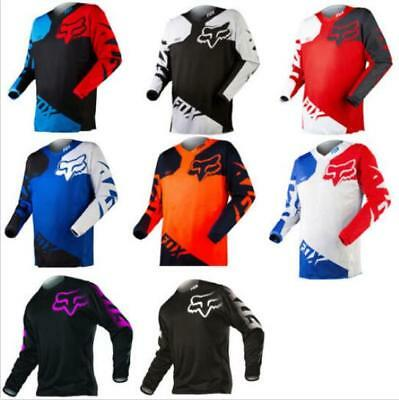 Racing Falcon Riding Jersey Men's Motocross/MX/ATV/BMX/MTB Dirt Bike SSS