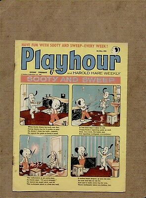 Playhour Children's Comic - 9th May 1964 - Nursery comic