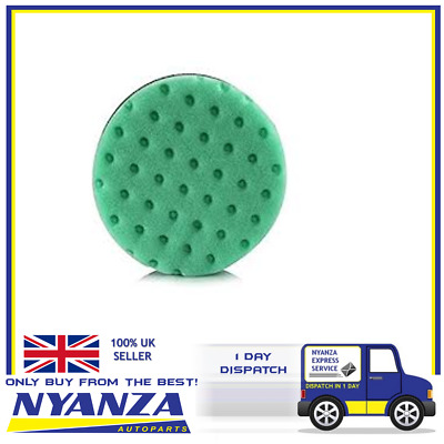 "Lake Country 5.25"" 5 1/4"" 140Mm Green Foam Polishing/finishing Pad"