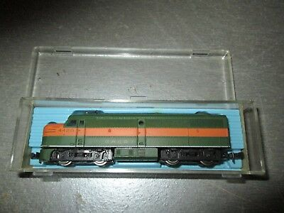 N Scale Trains Atlas Great Northern #4038/#442A Working