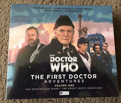 Doctor Who The First Doctor Adventures Vol 1 Big Finish