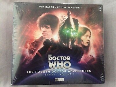Doctor Who The Fourth Doctor Adventures Series 7 Vol 2 Big Finish