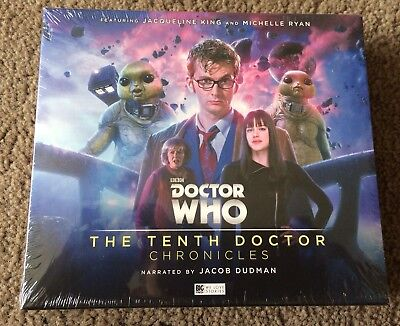 Doctor Who The Tenth Doctor Chronicles Big Finish