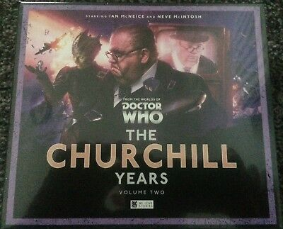 Doctor Who The Churchill Years Vol 2 Big Finish