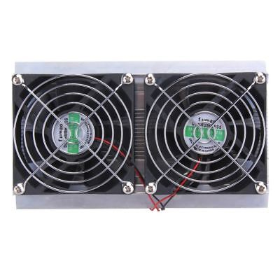 2Pcs 120W Thermoelectric Peltier Semiconductor Coolers Refrigeration Cooling Coo