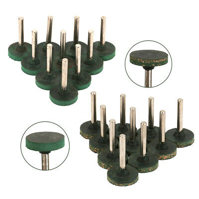 3-12MM Cylindrical Rubber Polishing Head Grinding Burr Mounted Point 100Pcs