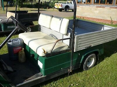 Ezgo Golf Buggie Tipper No Vat