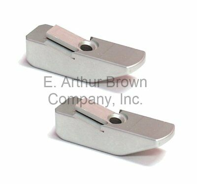 Majestic Arms Magazine Base Bumper Pads fit Ruger Mark II/III 22/45 Mags 2-Pack