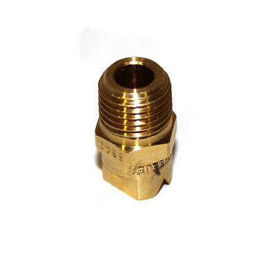 Spraying Systems 8.708-268.0 Pressure Washer Brass Soap Nozzle #40, 65° (4065),