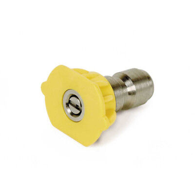 General Pump 8.708-690.0 Yellow Quick Couple Nozzle, 15075 (15° Size #075)