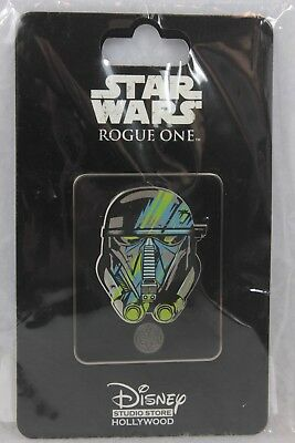 Disney LE 200 Pin DSF DSSH Star Wars Rogue One Death Trooper Surprise