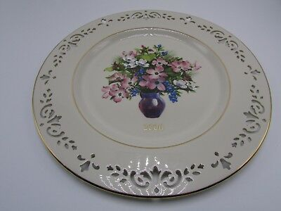 Lenox Annual Limited Edition - 2006: North Carolina the Twelfth Colony Plate