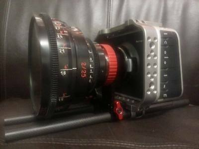 Arri PL Lens to MFT Micro 4/3 Camera Adapter Made in USA