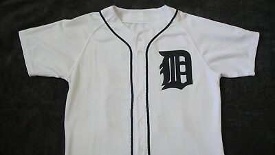 Majestic MLB Detroit Tigers Men's Replica Jersey