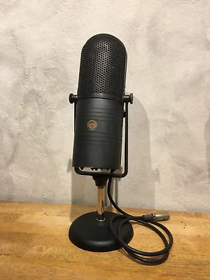 Vintage RCA 77a 1930s Ribbon Microphone Woow