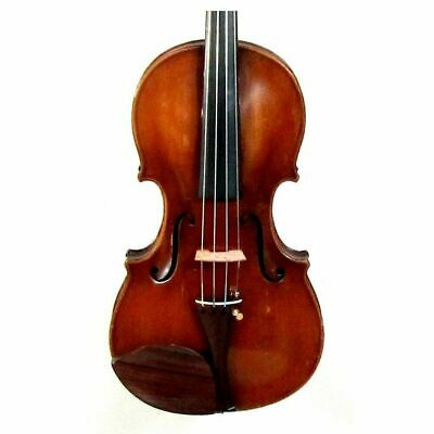 Fine Old French Violin by Andre Granier Made in Marseille circa 1930
