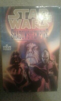 Star Wars Shadows of the Empire Novel by Steve Perry