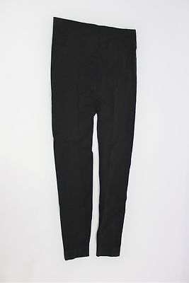 Isabel Maternity F7 Womens Pant Stretch Leggings Elastic Band Black Size L/XL