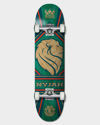 """Element Skateboard Complete Nyjah Monarch 7.75"""" Pre-Assembled FREE POST"""