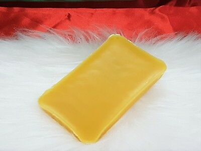 100 grams Organic Australian Beeswax Unbleached Candles/Soap/Balm/polish/Wraps