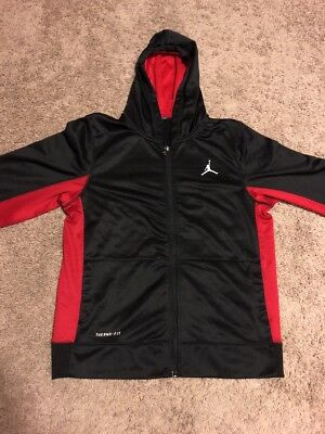 Youth Air Jordan Jumpman Therma-Fit Jacket Size Large