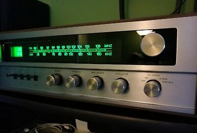 Rotel RX-150A vintage AM/FM stereo receiver