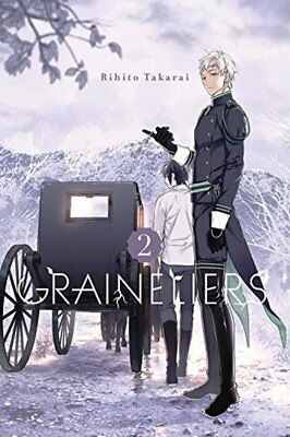 Graineliers by Rihito Takarai, V.2, Yaoi Manga/Graphic Novel in English!